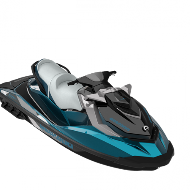 SEADOO GTI  90hp SE Long Beach Blue Metallic
