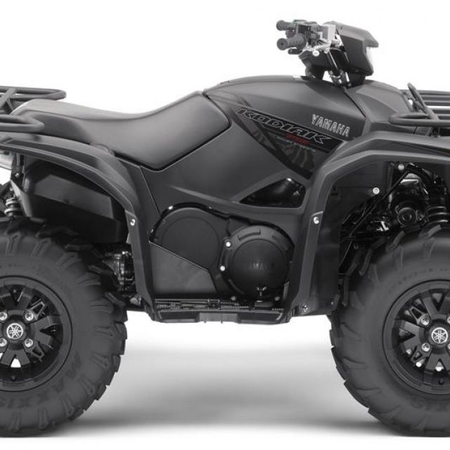 KODIAK 700 4X4 EPS SE T3 BLACK MAX