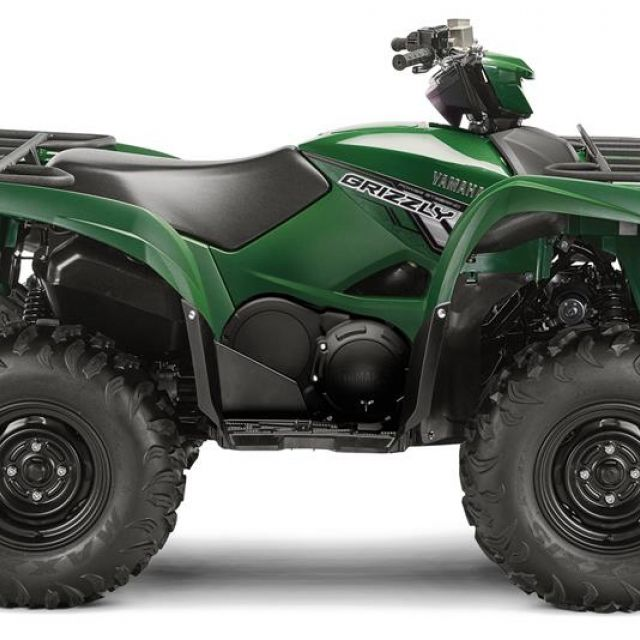 YAMAHA GRIZZLY 700 4x4 EPS