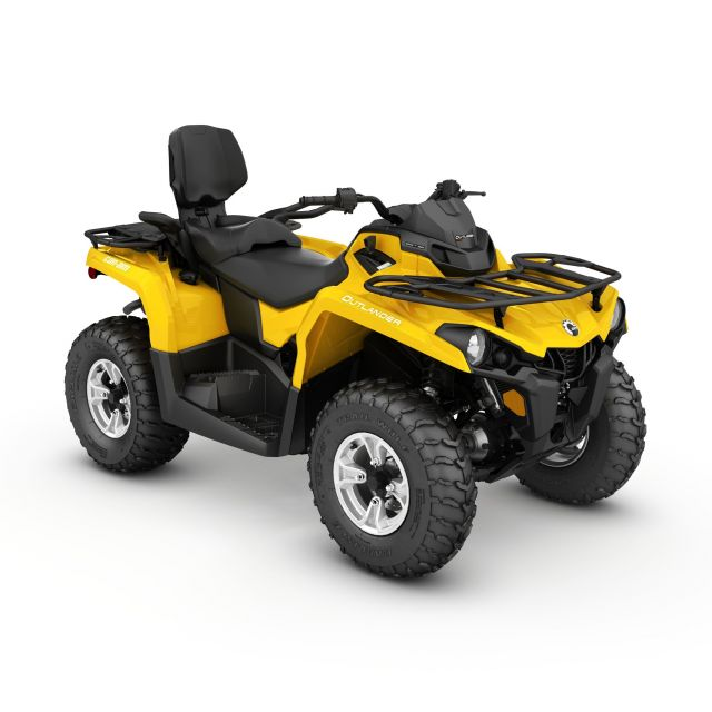 CAN AM OUTLANDER 450 MAX DPS Modèle 2017