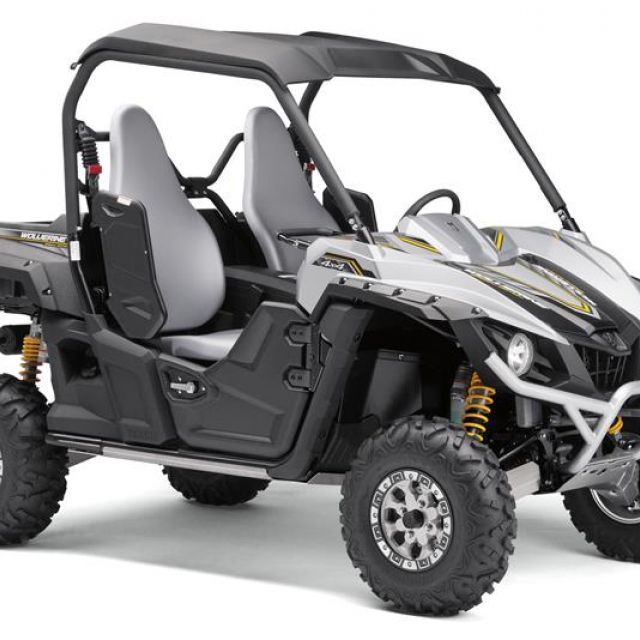 YAMAHA WOLVERINE 700 R 4x4 EPS SE T1 SILVER MAX