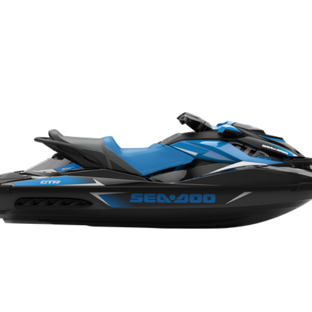 SEADOO GTR  230hp STD Black / Gulfstream blue