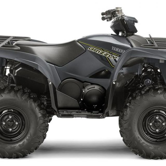 YAMAHA GRIZZLY 700 4x4 EPS T3