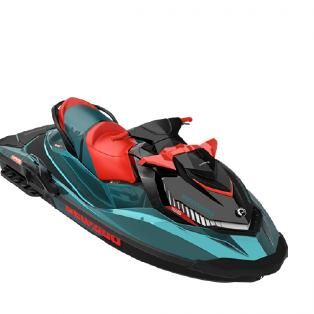 SEADOO WAKE  155hp STD Teal Blue Metallic