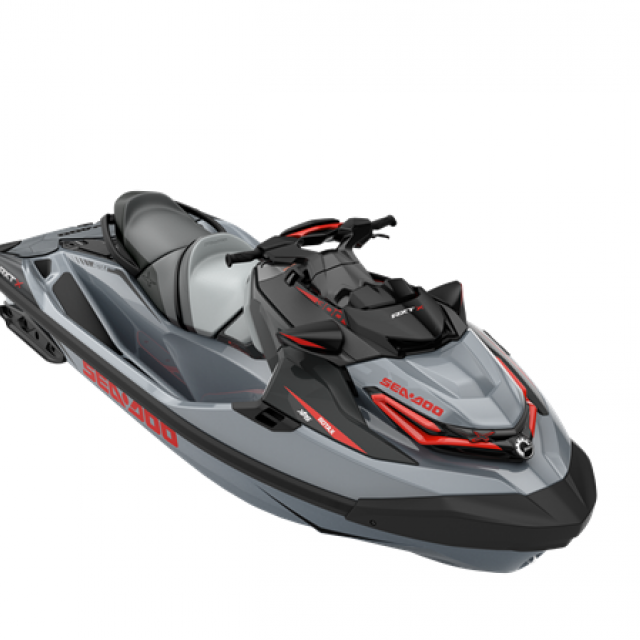 SEADOO RXT 300hp XRS Ice Metal