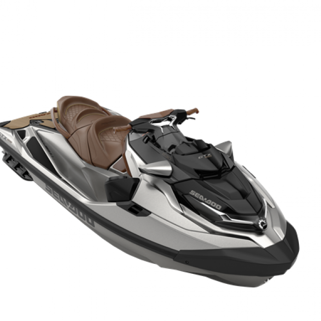 SEADOO GTX 300hp LTD Liquid Metal (SS)