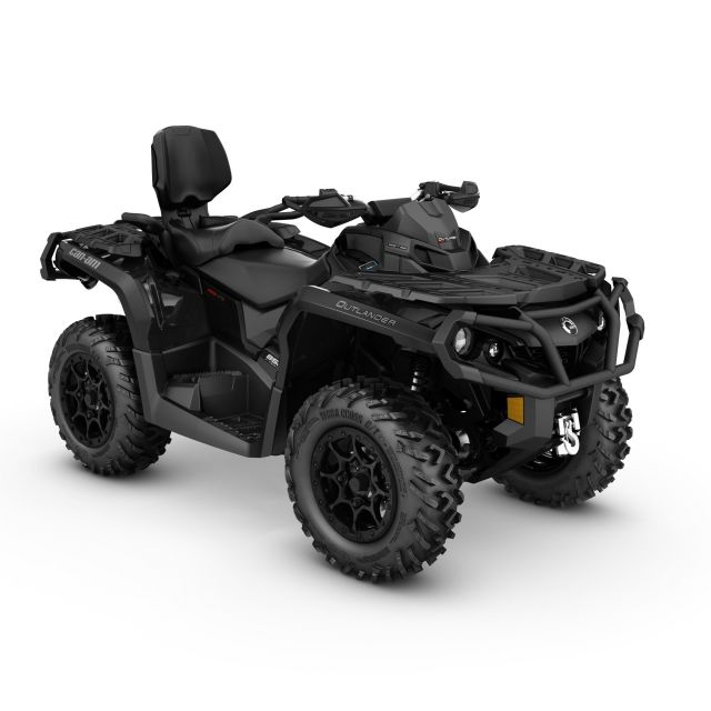 CAN AM OUTLANDER 650 MAX XT-P Modèle 2017