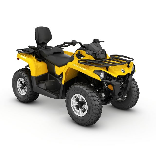 CAN AM OUTLANDER 570 MAX DPS Modèle 2017
