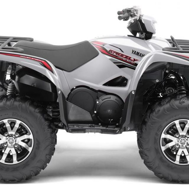 GRIZZLY 700 4x4 EPS SE ALU MAX