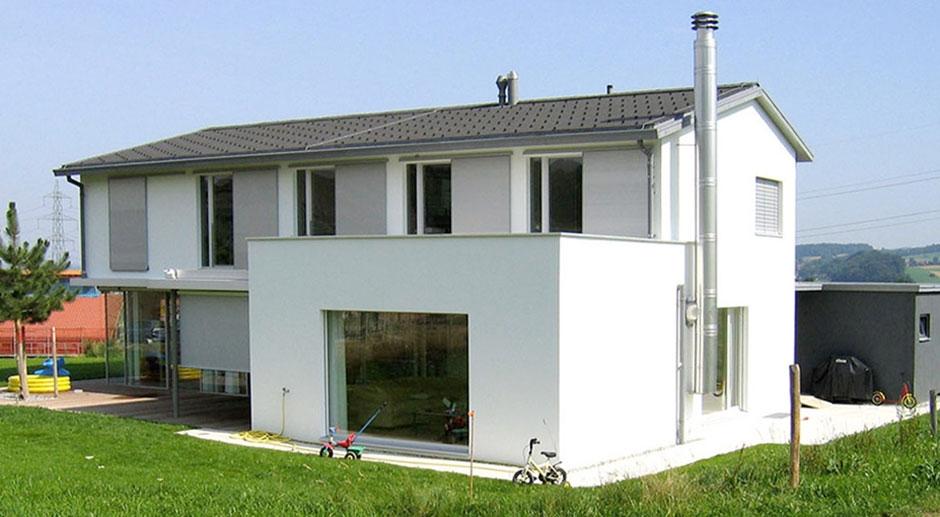 Maison « Monomur » béton cellulaire