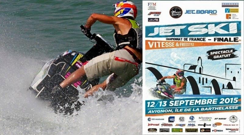Finale Championnat de France JetSki