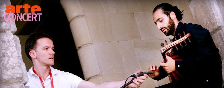 ARTE Concert / Adnan Joubran en session aux Suds, à Arles