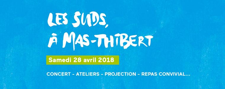 Les Suds, à Mas-Thibert 2018