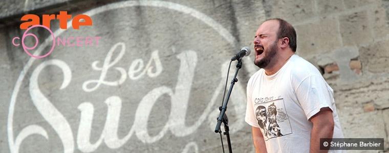 ARTE Concert / Niño de Elche en session aux Suds à Arles