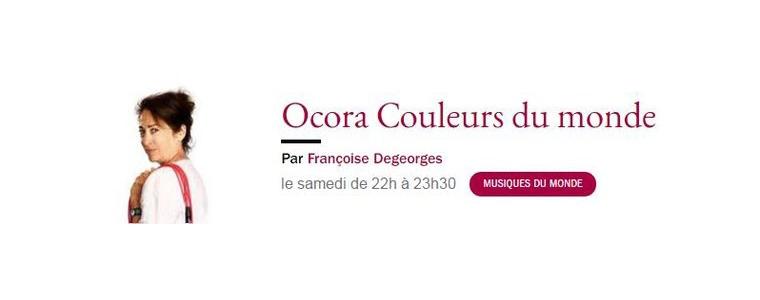 Carte Blanche à Grégory Dargent sur France Musique