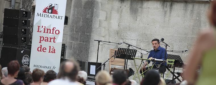 Mediapart / Rendez-vous aux Suds, à Arles
