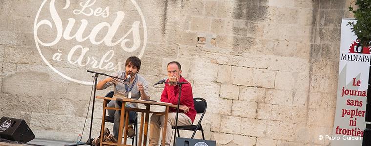 La Rencontre Mediapart / Jean-Michel Le Boulanger & Fabrice Arfi