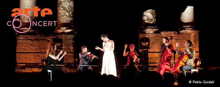 ARTE Concert / Sílvia Pérez Cruz aux Suds à Arles