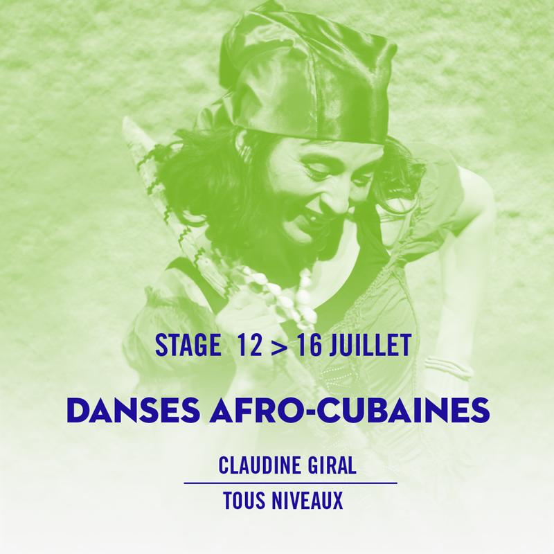 Danses afro-cubaines