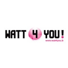 Logo watt 4 you