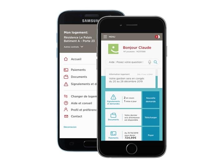 Application mobile CDC Habitat